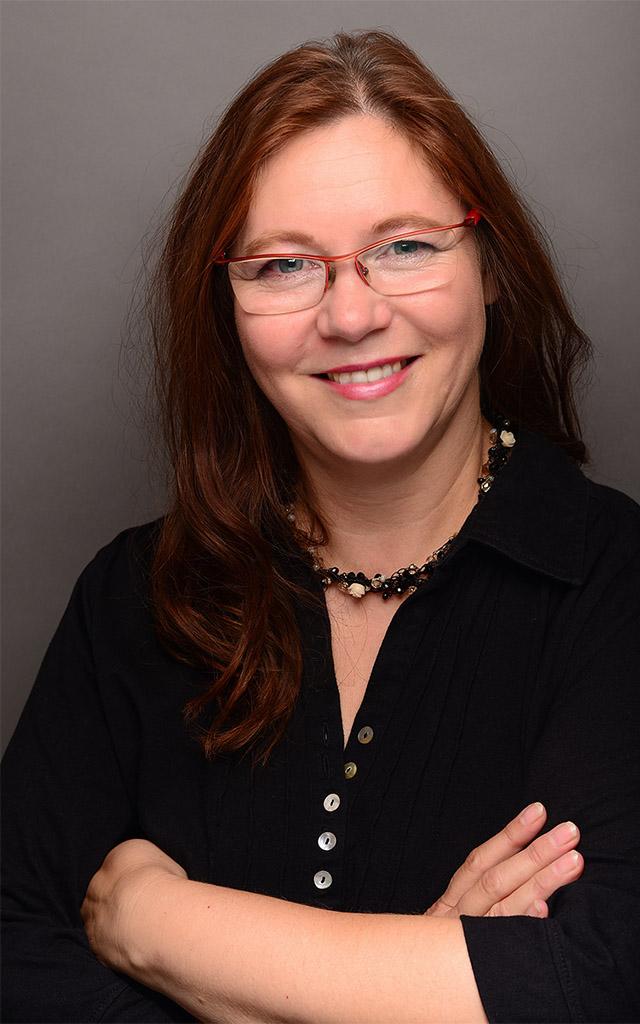 Ulrike Körber, Ingenieurin für Technische Gebäudeausrüstung